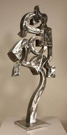 Harold Balazs, Hatchet Man 2009, stainless steel
