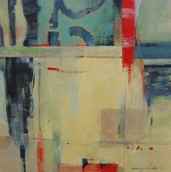 Nancy Halter, Notes to Self 2012, acrylic