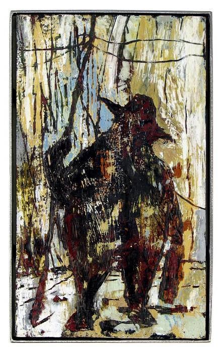 Michael Horswill | Traveler | 2009 | The Art Spirit Gallery