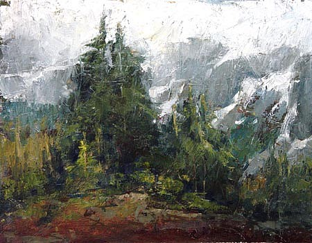 Don Ealy, Cold Day oil