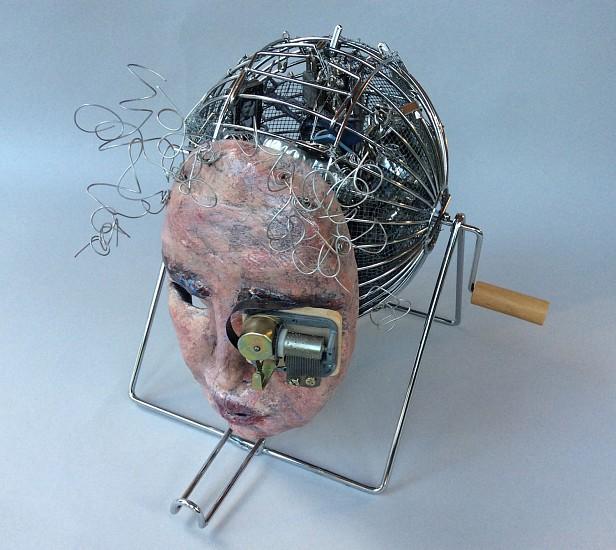 Rhea Giffin | Gray Matter | 2014 | The Art Spirit Gallery